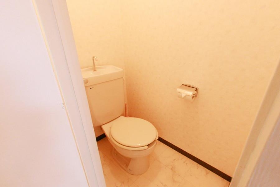 バス・トイレ別で衛生面も安心ですね