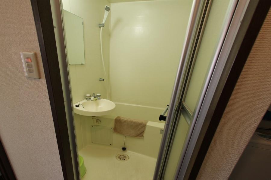 毎日使うお風呂は清潔感があります