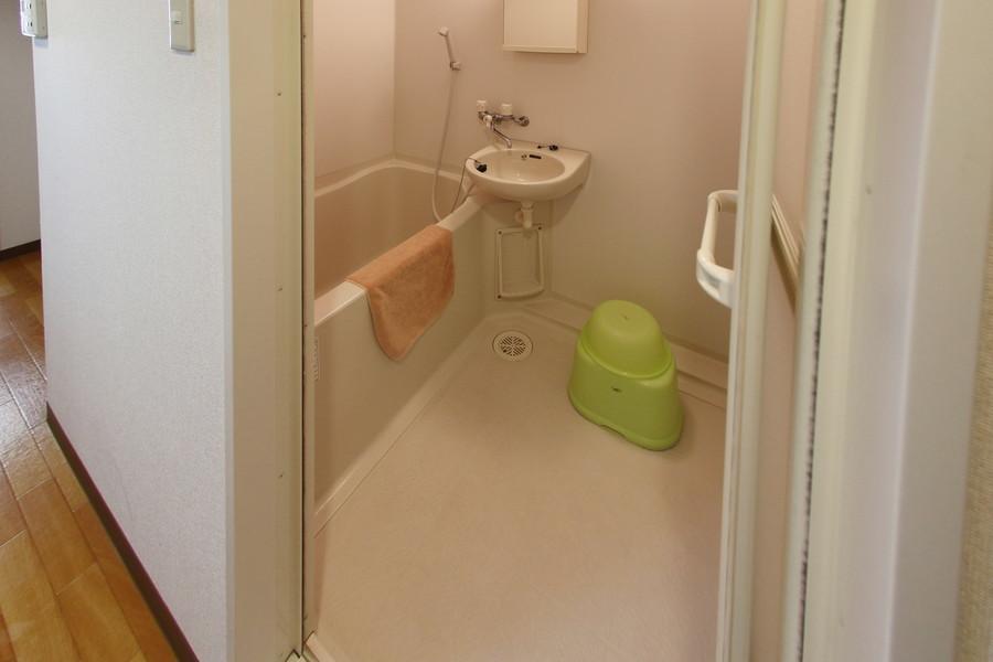 お風呂にはあると嬉しい浴室乾燥機能を設置しています
