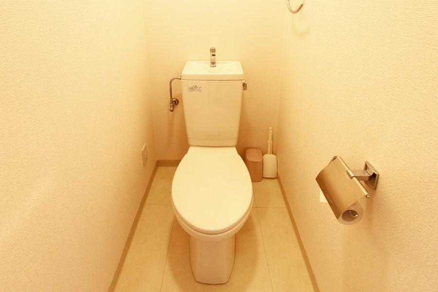 衛生面が不安なトイレもセパレート式なら安心ですね