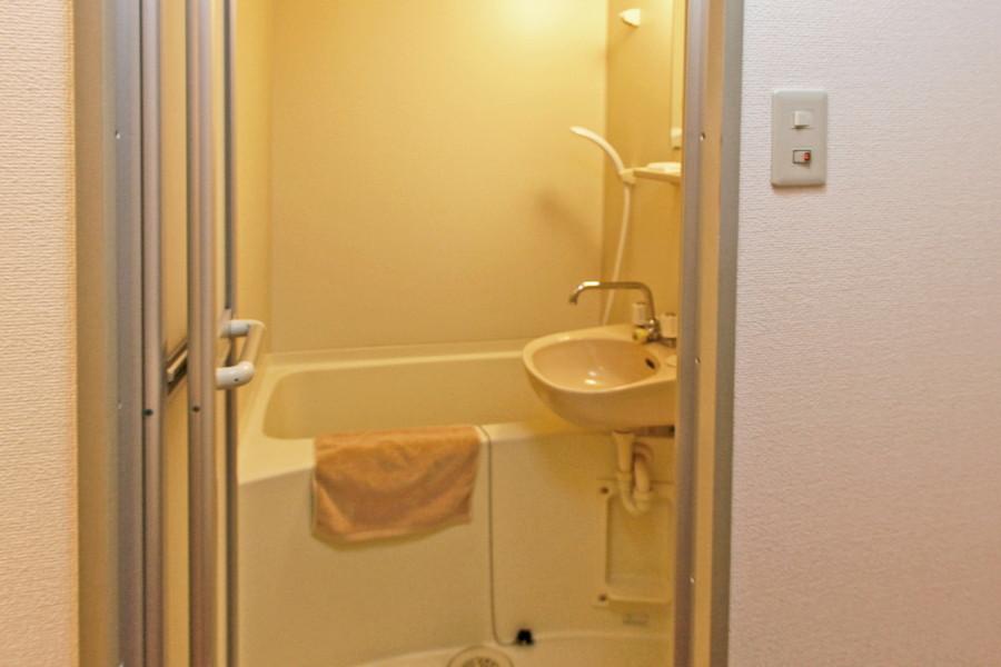 お風呂は人気のバス・トイレセパレートタイプ