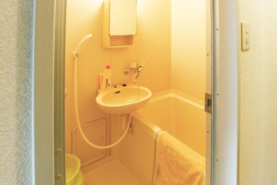 バスマット・洗面器などのバス用品も当社でご用意しています