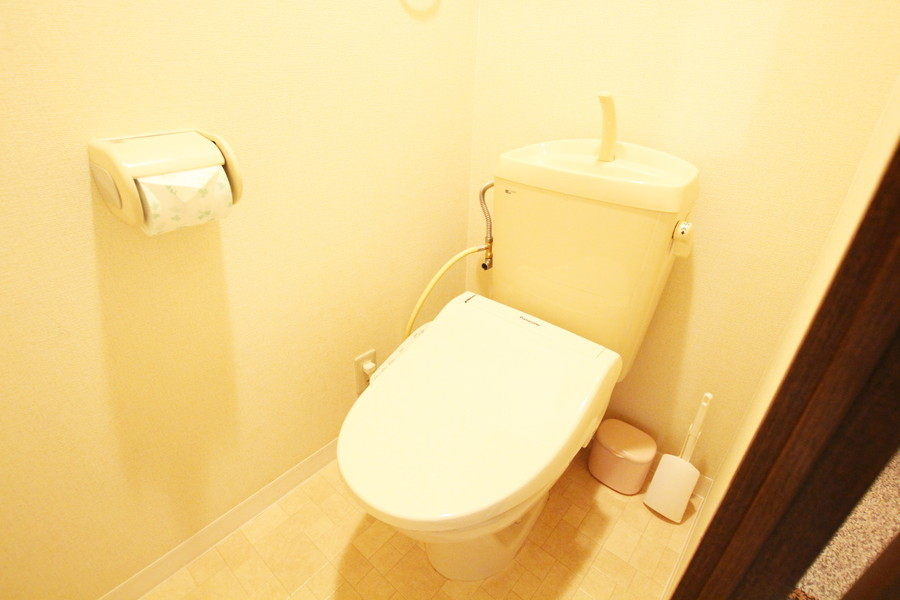 トイレは嬉しいシャワートイレ