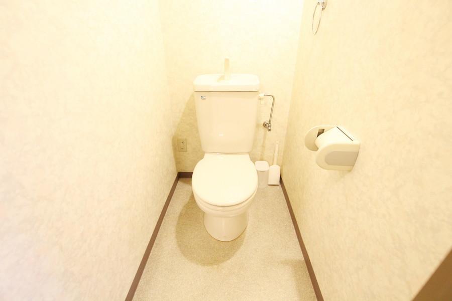 バス・トイレは安心のセパレートタイプ