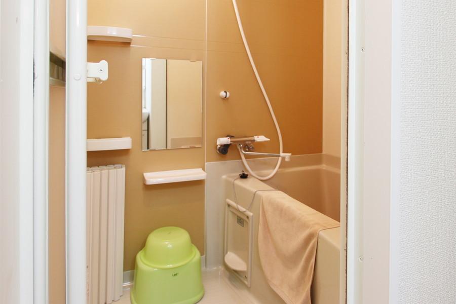 人気の浴室乾燥機能を搭載。急な洗濯物にも大活躍です