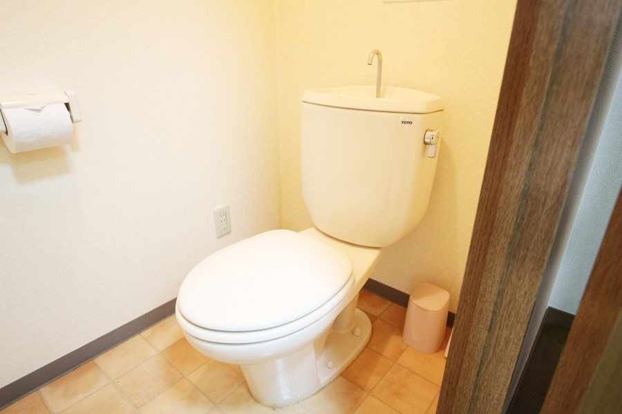 衛生面が気になるトイレもセパレート式なら安心です