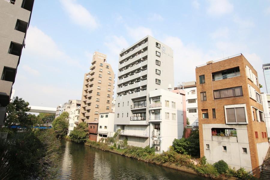 名古屋市を流れる堀川沿いの物件です