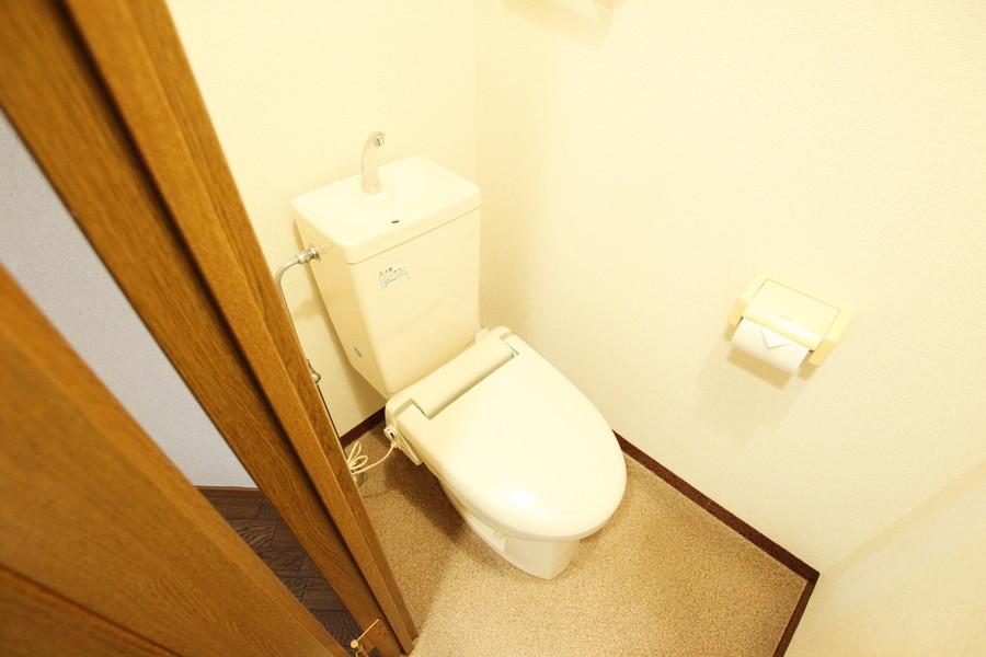 衛生面が気になる方に嬉しいバス・トイレセパレートタイプ