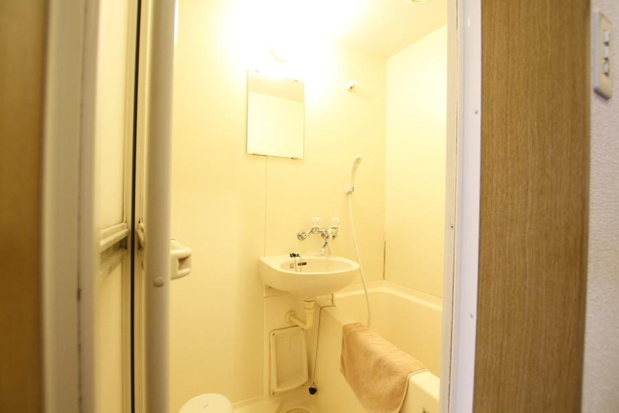 バス・トイレは安心のセパレート式
