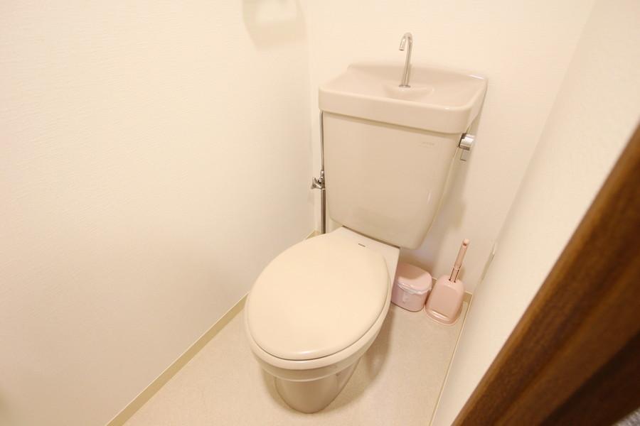 バス・トイレが別なので衛生面でも安心です