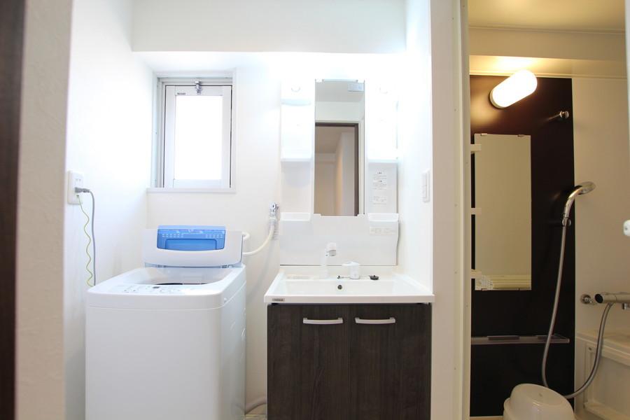 洗面台は人気のシャンプードレッサー
