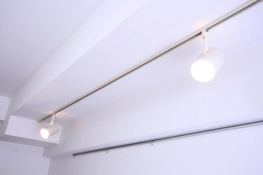 スポットシーリングは主照明だけではなく間接照明としても