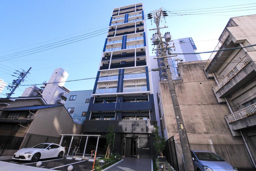 名古屋大学医学部附属病院、鶴舞公園近く。鶴舞周辺でのご利用に最適です