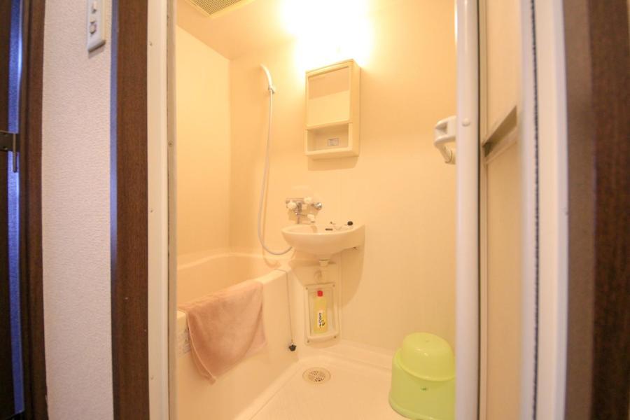 くつろぎのスペース・バスルーム。癒やしの時間をお過ごしいただけます