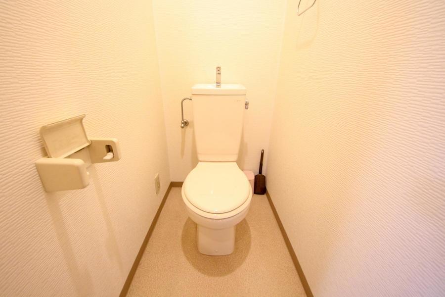 衛生面の気になるお手洗いもセパレートタイプなら安心です