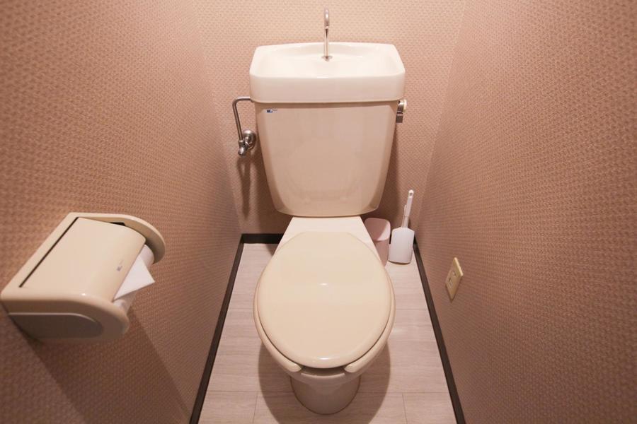 セパレートタイプで衛生面も安心です