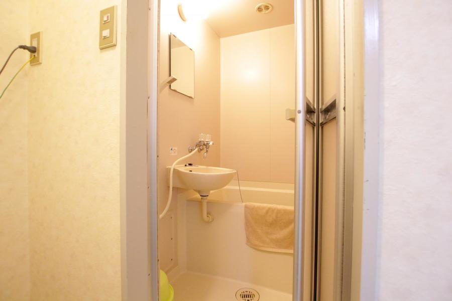 バスルームはゆったりくつろげる癒やしの空間