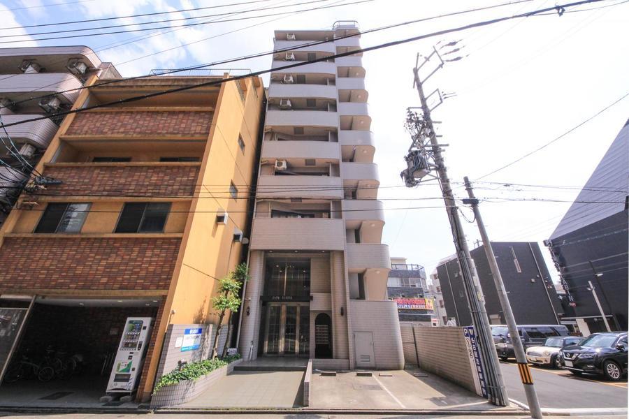 名古屋駅西口より徒歩6分。駅近物件をお探しの方必見です