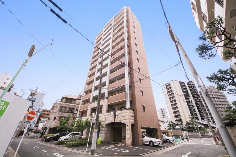 中村市役所駅はもちろん名古屋駅も徒歩圏内。便利な立地で快適な生活を