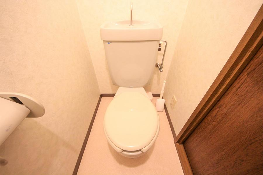 衛生面が気になるお手洗いもセパレートタイプなら安心です