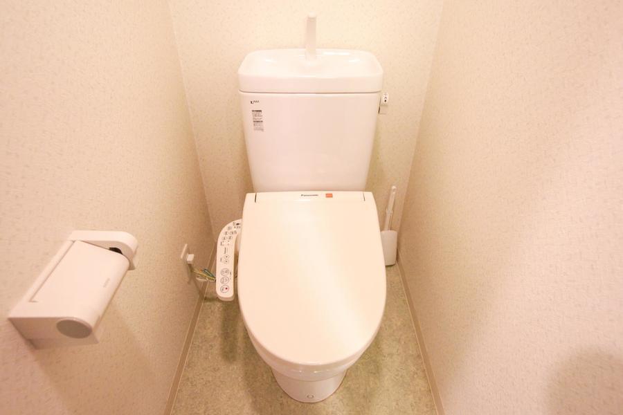 清潔感のあるお手洗い