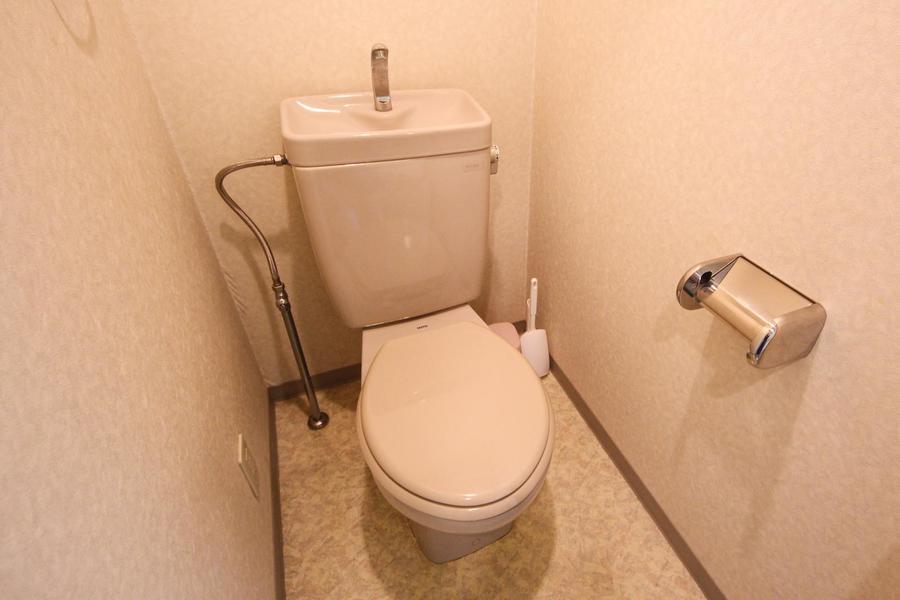 衛生面が気になるトイレもセパレートタイプなら安心です