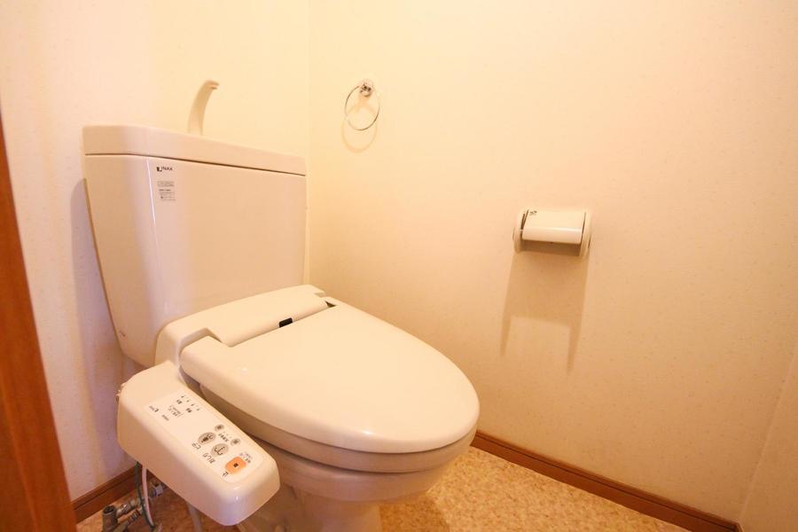 衛生面が気になるお手洗いはセパレート式で安心