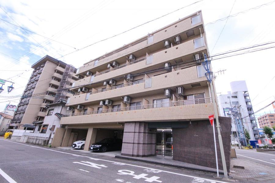 三河豊田駅より徒歩2分の好立地。トヨタ自動車本社工場もすぐ!