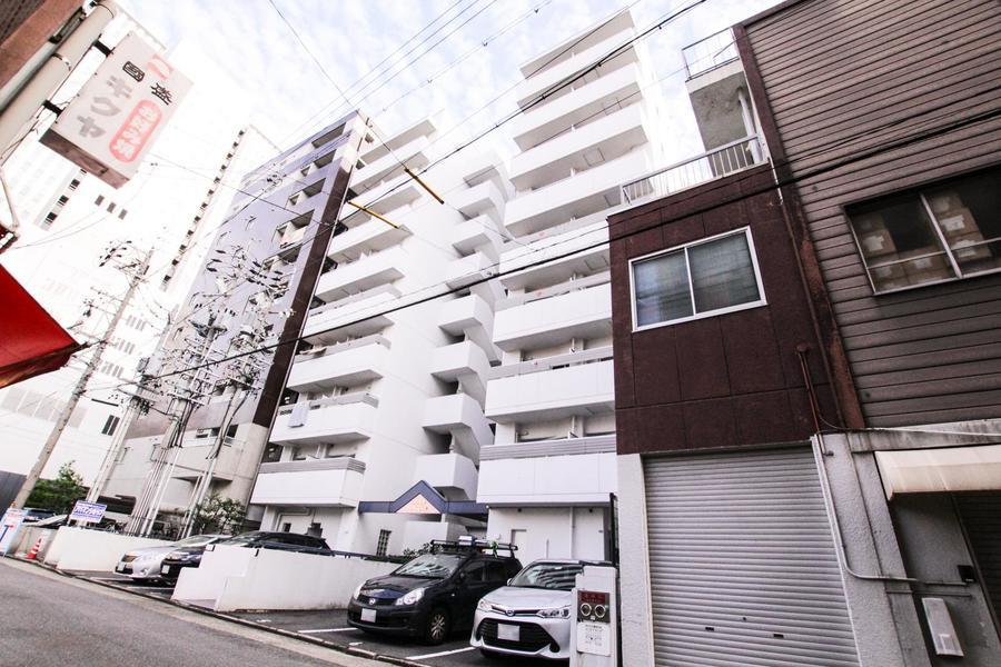 名古屋駅から徒歩7分。通勤、通学はもちろんおでかけにも便利です