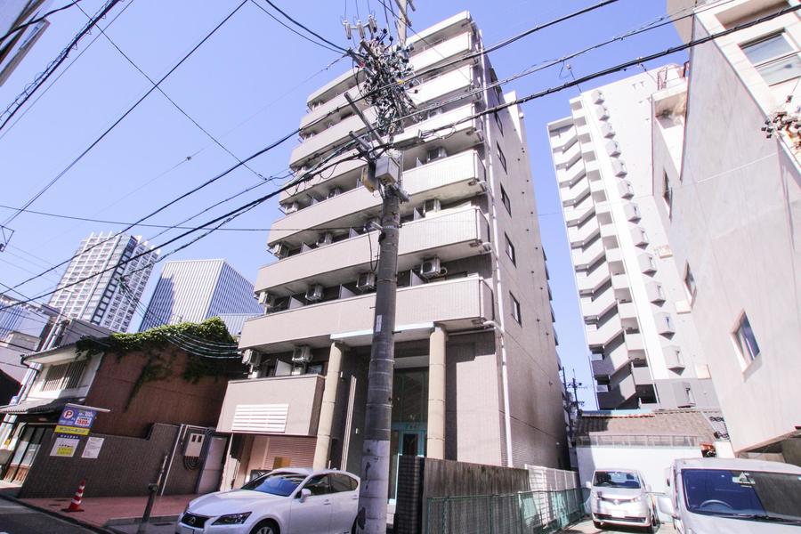 名古屋駅徒歩圏内ですが静かで住みよい環境です