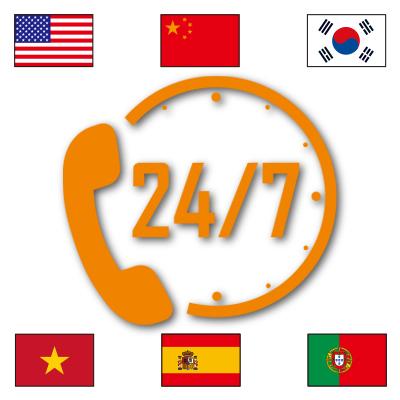 安心24H入居サポート(6ヶ国語)