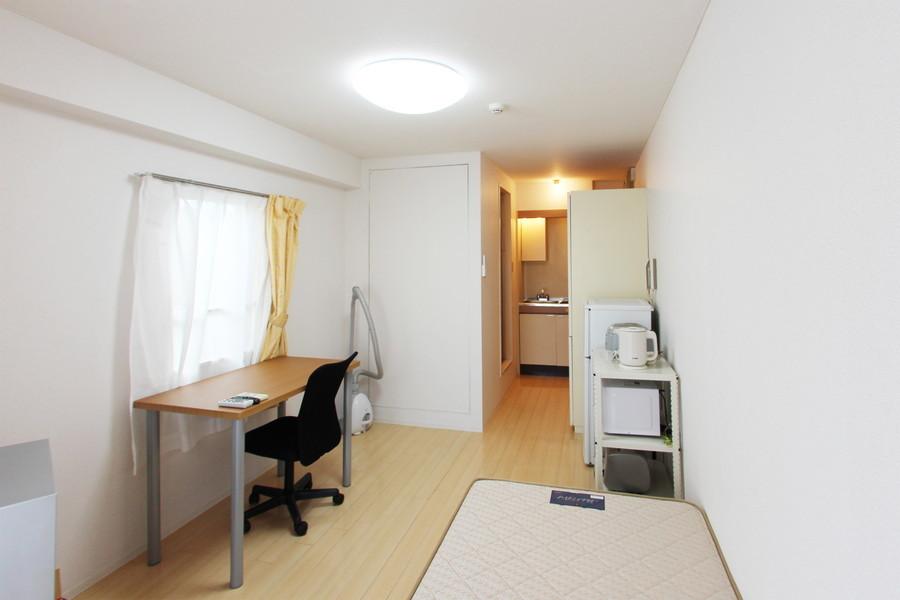 家具家電類も手の届きやすい場所に配置されています