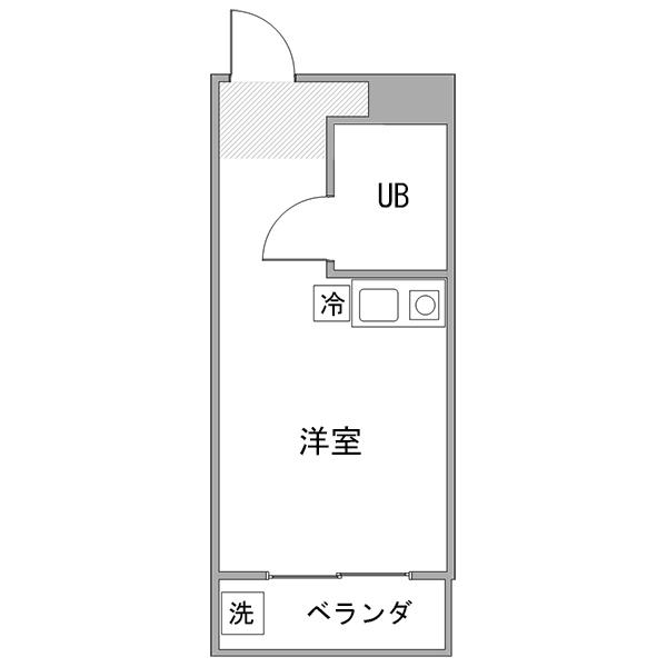 【オータムセール】59ステイ本山神村町の間取り