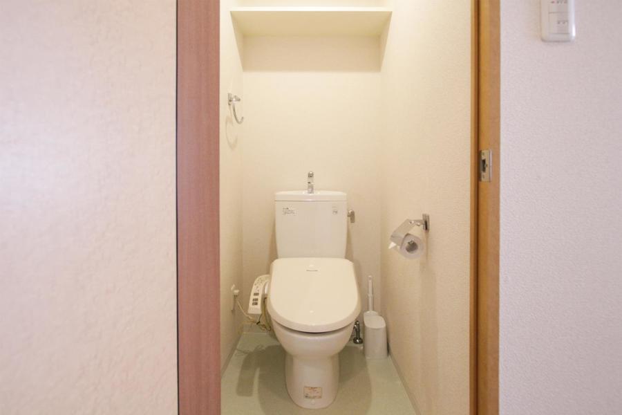 衛生面が気になるトイレはセパレートタイプ