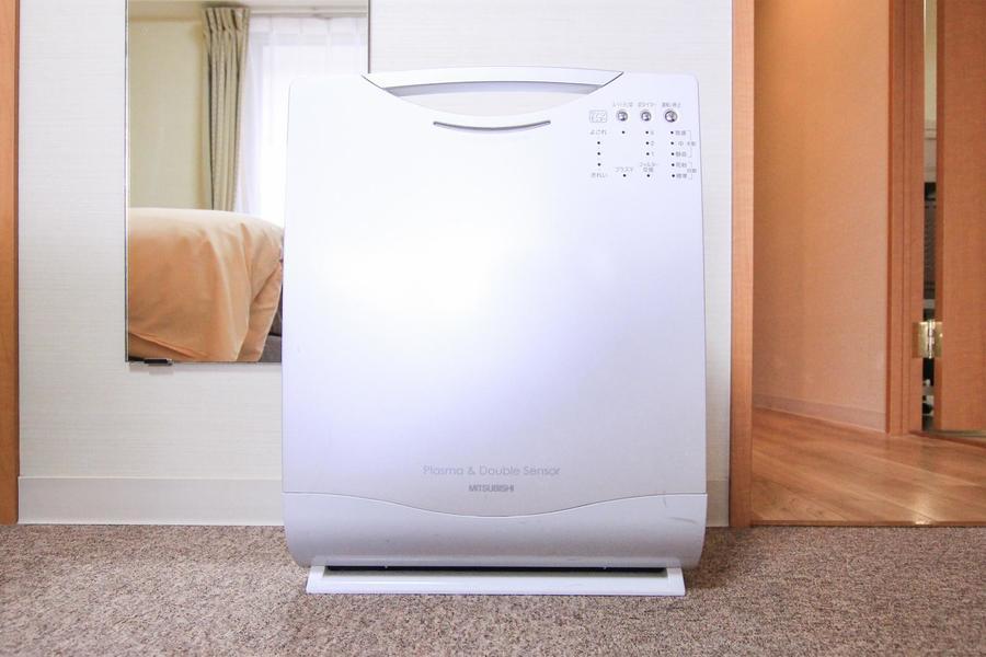 空気清浄機設置でより過ごしやすい空間を作ります