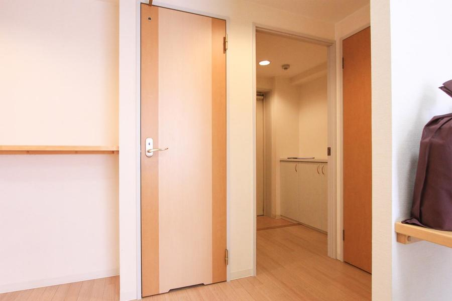 ご自宅のようにゆったりのびのびとくつろげるお部屋です