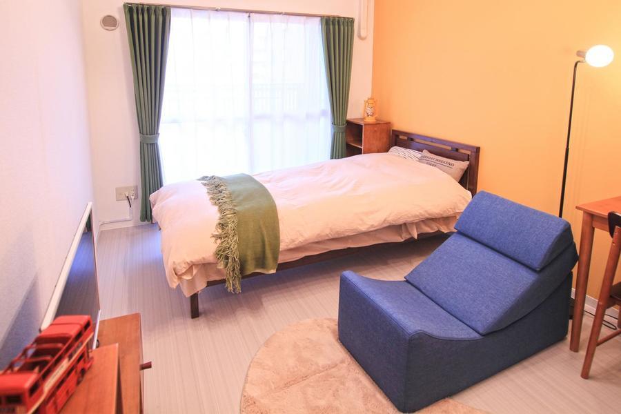 ヘヤセン5と同じく家具メーカー・株式会社弘益様とのコラボルーム