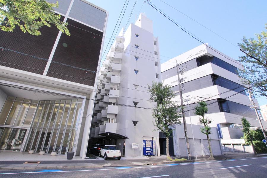 名古屋駅はもちろんルーセントタワー、JPタワーなども徒歩圏内