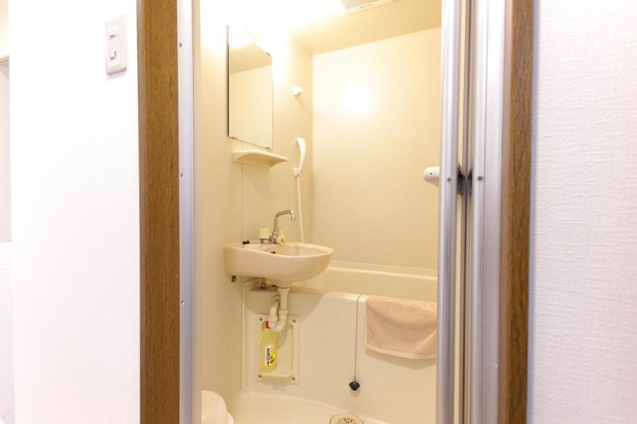 浴室はゆったり過ごせるくつろぎの空間