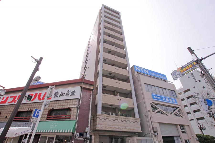 駅徒歩2分の好立地。市役所、名古屋港方面ご利用の方におすすめです